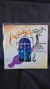 Compacto Antonio Marcos - Sombras Num Quarto De Londres