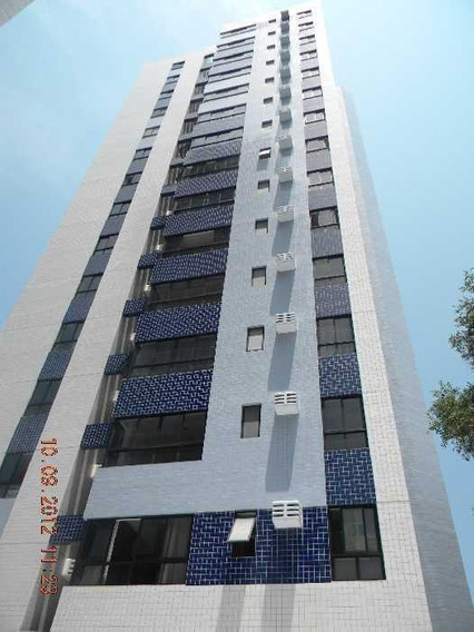 Apartamento Em Espinheiro, Recife/pe De 45m² 2 Quartos Para Locação R$ 1.850,00/mes - Ap427537