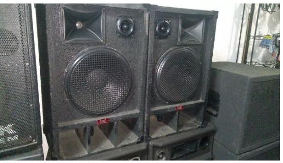 Par De Caixas Soundbox Passiva