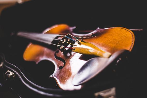 Violino Antigo Breton - Raro
