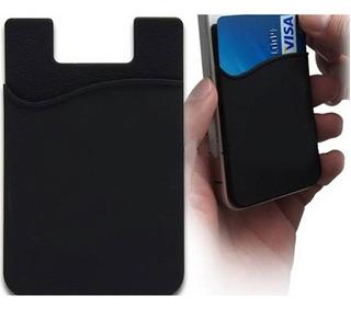 Adesivo 3m Porta Cartão De Crédito Celular - Original
