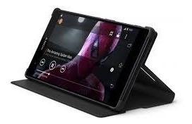 Capa Para Smartphones Sony Modelo Scr14 Acc Cover