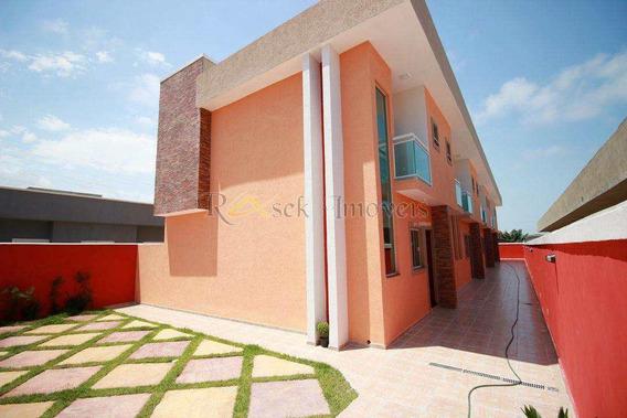 Casa Com 2 Dorms, Cibratel Ii, Itanhaém - R$ 169 Mil, Cod: 236 - V236