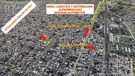 Deposito Industrial En Alquiler En Lomas De Zamora - 3.800 M2