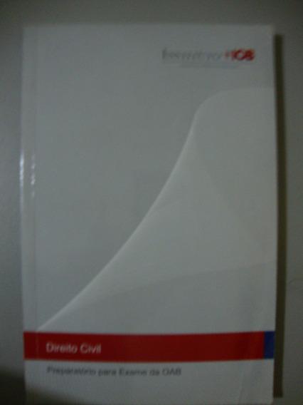 Livro - Iob - Preparatório Para Exame Da Oab - Direito Civil