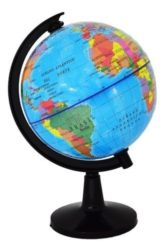Globo Terráqueo Geografía Mapa Mundo Mapa Político