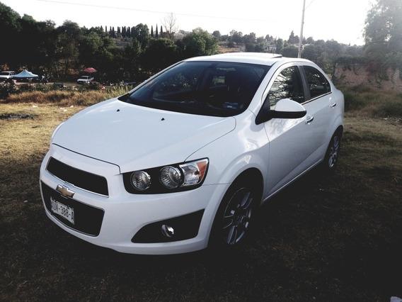 Chevrolet Sonic 1.6 Ltz L4 Triptonic 2015
