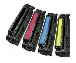 Kit Toner Cb540a Cb541a Cb542a Cb543a Cp1215 Cp1510 Cp1515