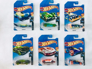 Carritos Hotwheels Blisters Individuales