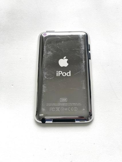 iPod Touch 4ª Geração Preto 32gb Apple Original - Usado