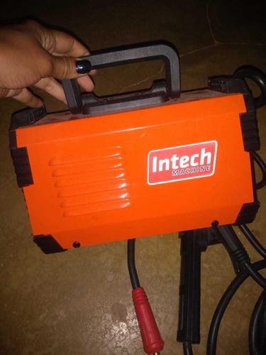 Imagem 1 de 4 de Maquina Inversora Intech Machine 2 Em 1 Tig Lift E Eletroudo