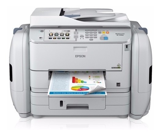 Impressora Multifuncional Epson Workforce Wf 2760