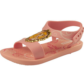 Sandalia Ipanema Disney Princesa Confortavel Original