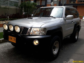 Nissan Patrol [y61] Gl Mt 3000cc Td 3p