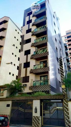 Imagem 1 de 22 de Apartamento À Venda No Bairro Tupi - Praia Grande/sp - 487