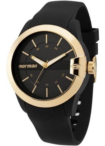 Relógio Unissex Mormaii - Mopc21jag/8p Loja Autorizada + Nf!