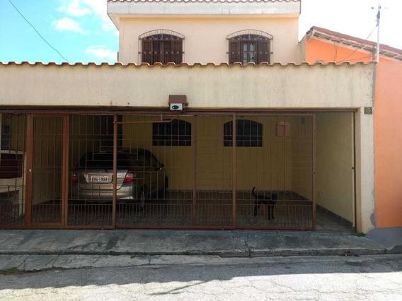 Casa Sobrado 3 Vagas De Garagem Zona Sul Com Boa Loalização