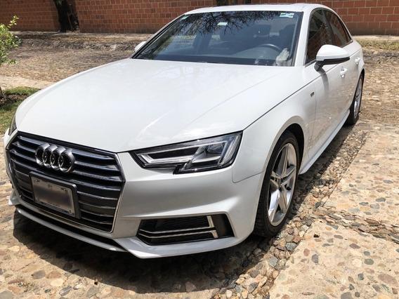Audi A4 S Line 2017 Excelente Estado