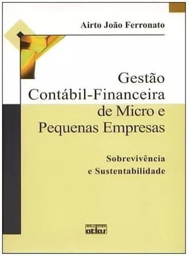 Gestão Contábil-financeira De Micro E Pequenas Empresas