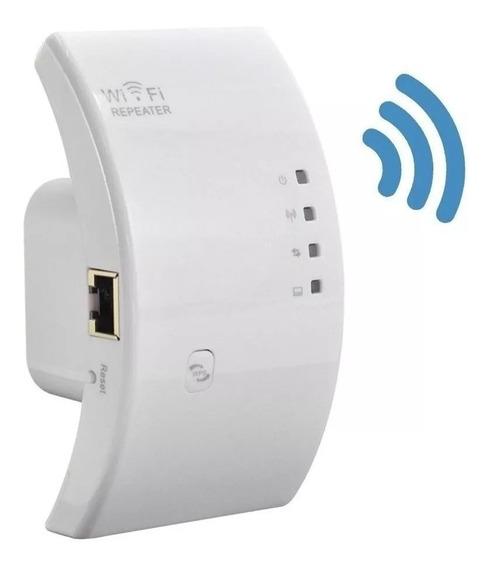 Repetidor Expansor De Sinal Wifi Internet Roteador Wireles