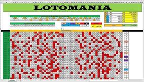 Planilha Da Lotomania Com 80 Dezenas