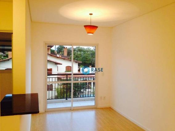 Apartamento Com 1 Dormitório À Venda, 50 M² Por R$ 490.000,00 - Morumbi - São Paulo/sp - Ap2992