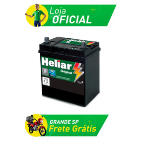 Bateria De Carro Heliar Original - 50 Amperes - Hg50jd