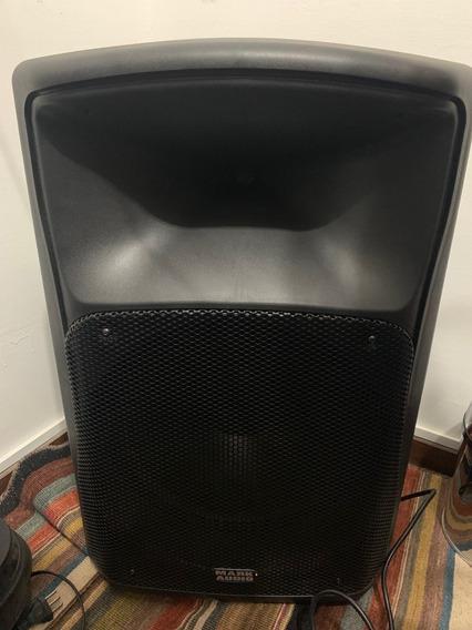 Caixa De Som 500w Mark Audio Mka 1550a Attack