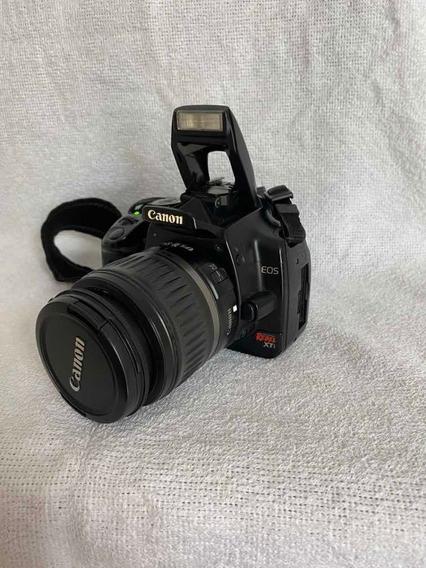 Câmera Cânon Rebel Xti + Lente 18-55mm + Cartão Memória 2gb