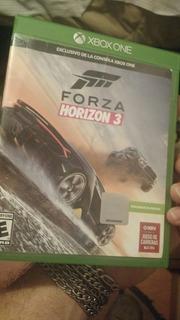 Juego Forza Horizon 3 Xbox One Físico.