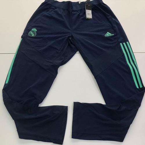Pantalon Chupin Del Real Madrid 2020 Mercado Libre