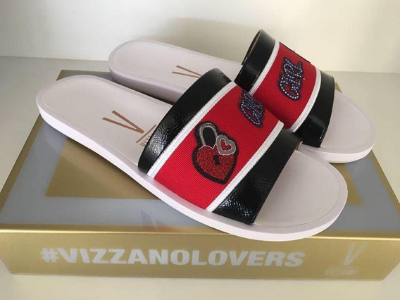 Sandalia Slide Vizzano Lovers
