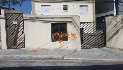 Apartamento Com 2 Dormitórios À Venda, 54 M² Por R$ 235.000,00 - Jardim Dourado - Guarulhos/sp - Ap2186