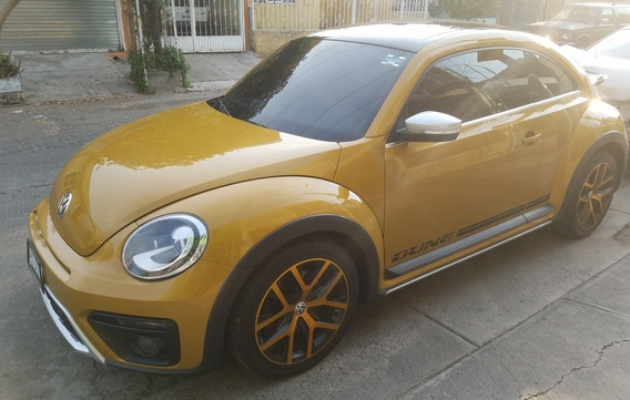 Volkswagen Beetle 2.0 Dune Dsg At 2016