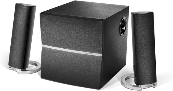 Caixa De Som Subwoofer Com Bluetooth M3280bt Edifier