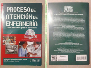 Libro Proceso De Atención De Enfermería Guía Interactiva