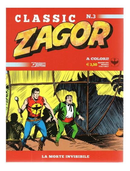 Zagor Classic 3 - Sbe 03 - Bonellihq Cx253 I19