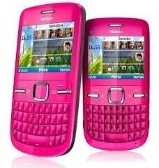 Celular Nokia C3 Para Peças
