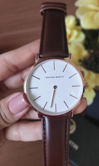 Promoção - Relógio Feminino - Hannah Martin