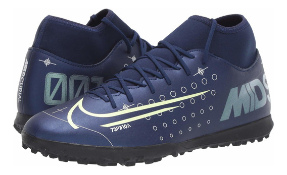 Tenis Hombre Nike Superfly 7 Club Mds Tf N-5690