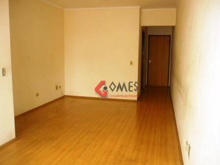 Apartamento Residencial Para Locação, Vila Marlene, São Bernardo Do Campo - Ap0368. - Ap0368
