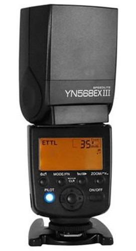 Flash Ttl/hss Yongnuo Yn-568ex Iii - Canon