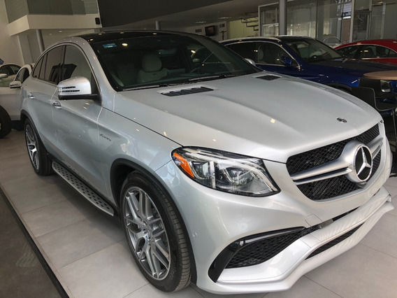 Mercedes Benz Clase Gle 5.5l Coupe 63 Amg At