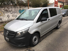 Mercedes Benz Vito 1.6 111 Cdi Furgon V1 Aa 114cv 2016