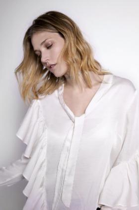 Camisa Rapsodia - Jazmin Chebar - Ginebra