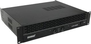 Potencia Amplificador Profesional Lexsen Lxa-600 300w X 2
