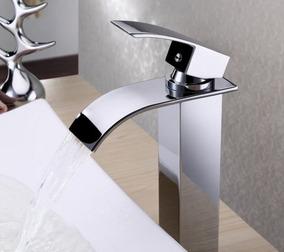 Torneira Misturador Monocomando Alta Banheiro Lavatório