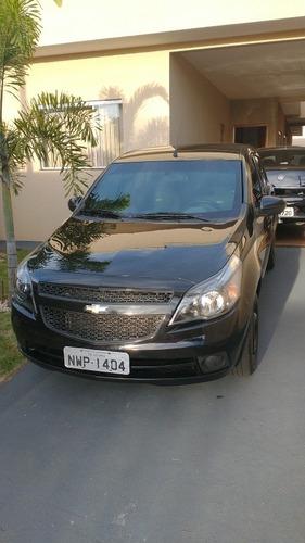 Agile Chevrolet Ano 2011 Modelo 2011 1.4 Lt 5p Conservado