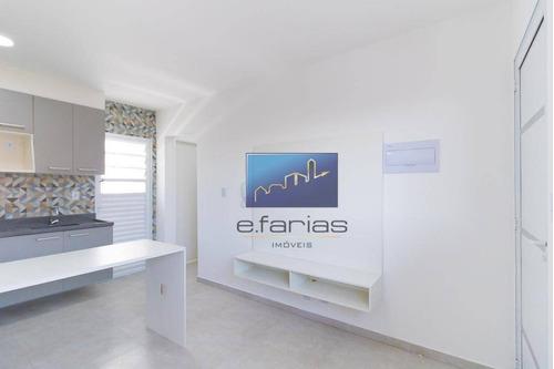 Studio Com 2 Dormitórios À Venda, 45 M² Por R$ 230.000,00 - Vila Ré - São Paulo/sp - St0443