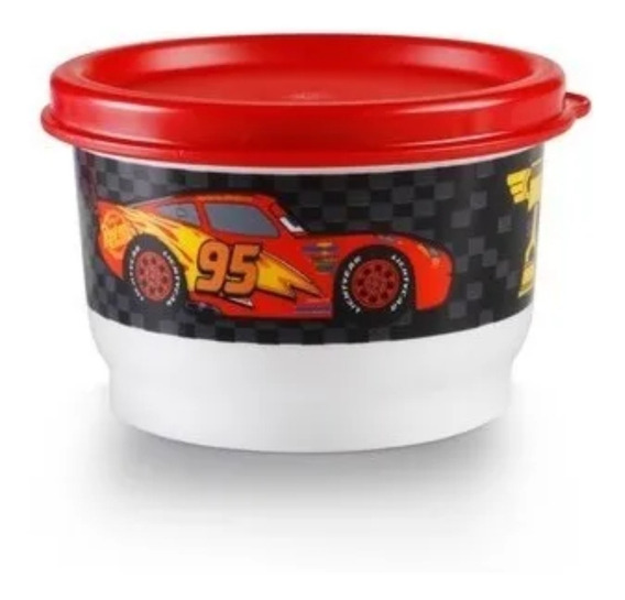 Cars Disney Snack Bowl 140 Ml Tupperware®